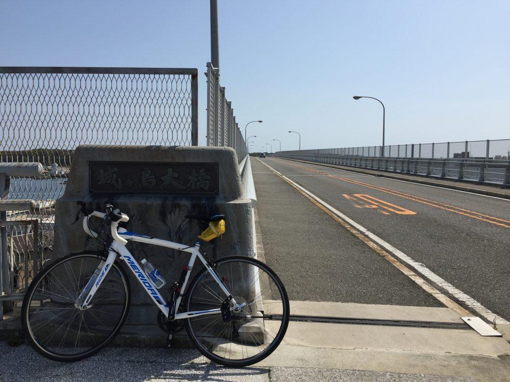 ロードバイクで三浦海岸を走る!