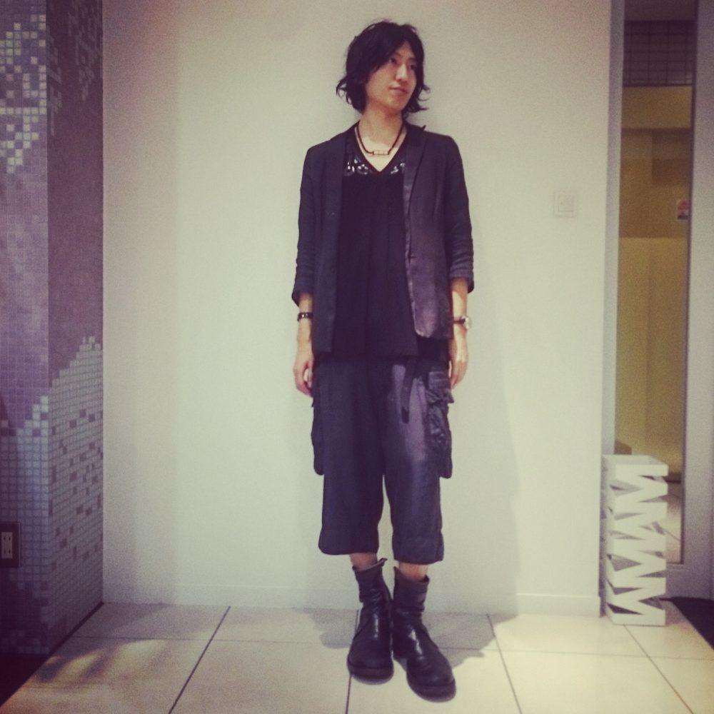 RENJISHI supreme店長 高橋が考えるファッションについて!No.2