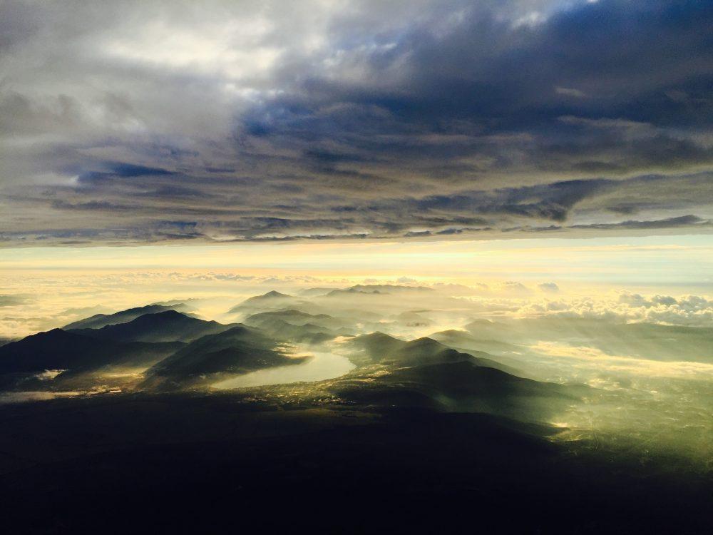 富士山登頂!
