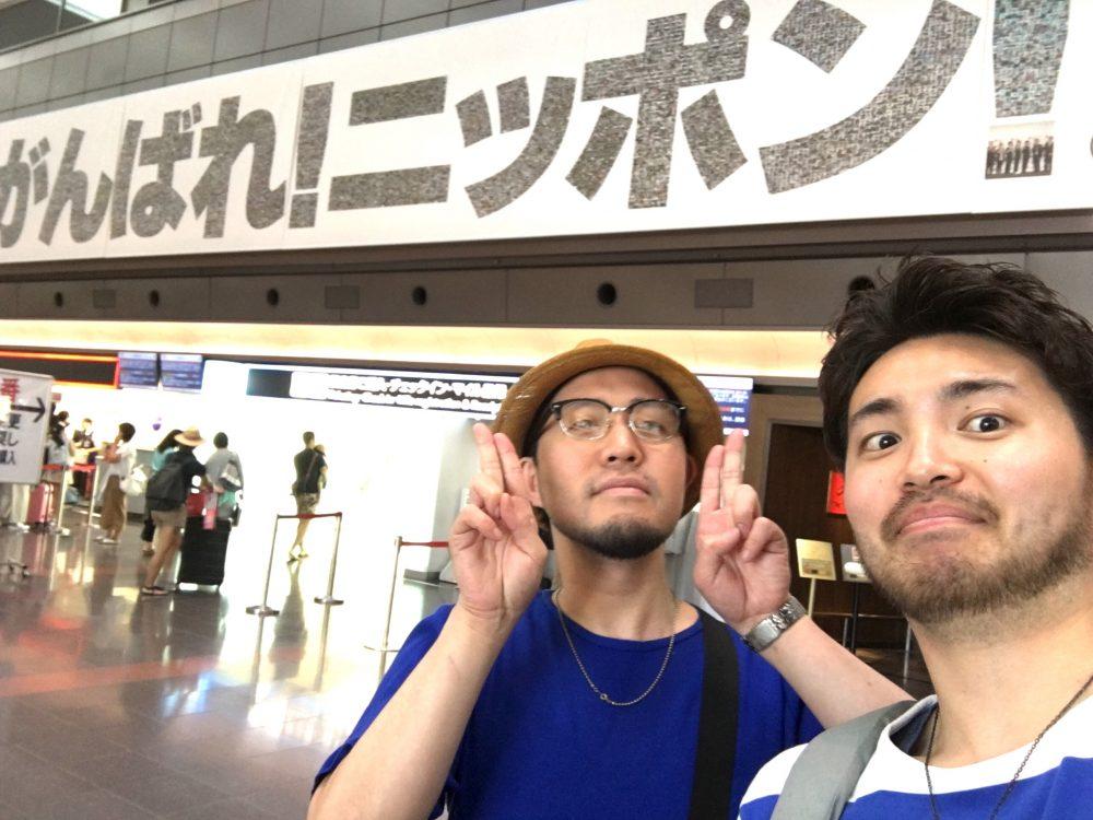 RENJISHI山崎、松岡in福岡