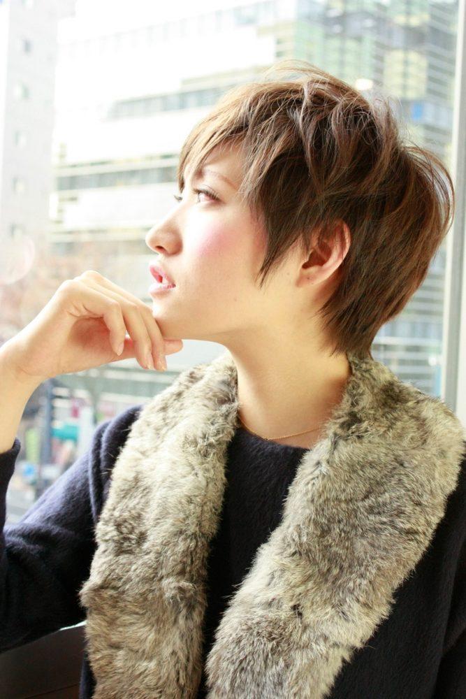 ショートが得意な、吉祥寺美容室RENJISHIのブログ