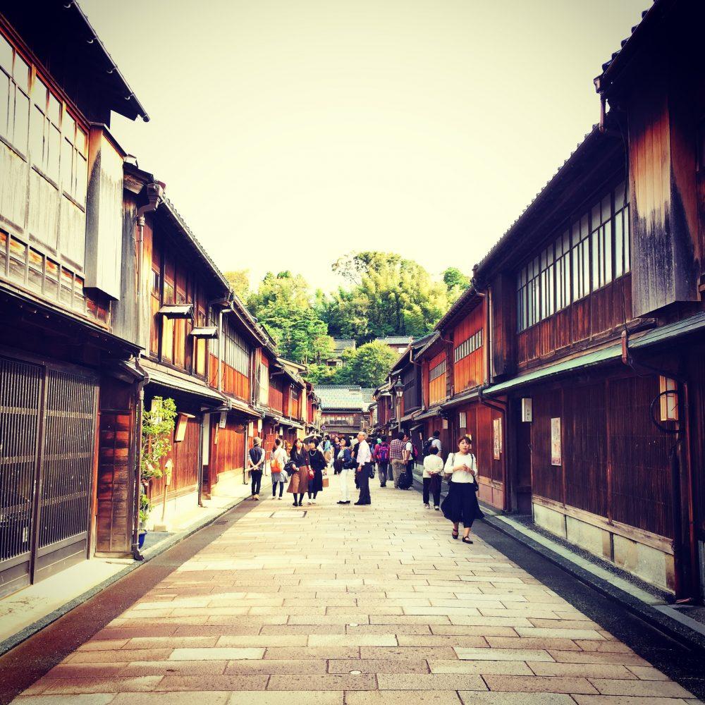 日本文化に触れて