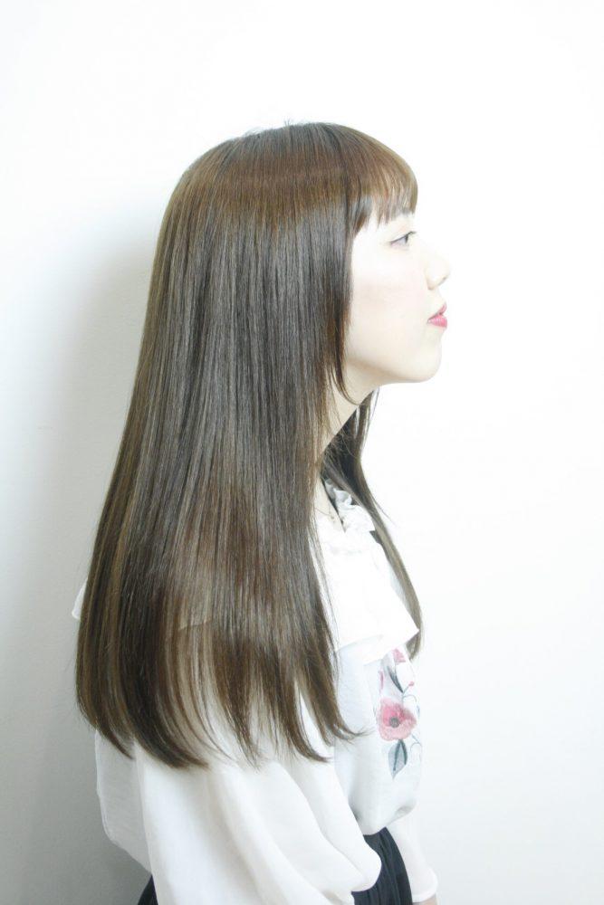 艶髪スタイル