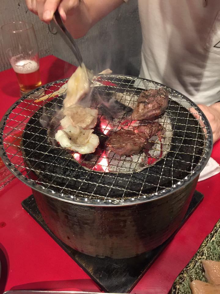夏といえば肉!