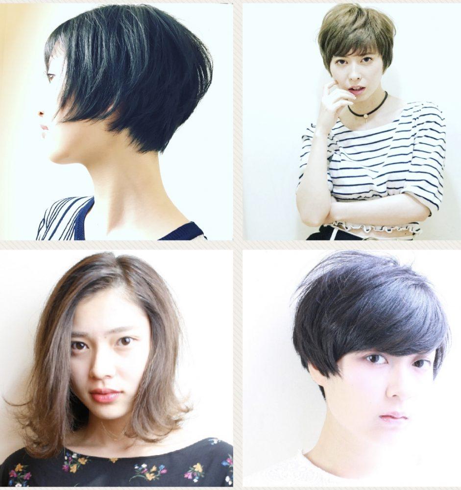 ショートが得意な美容室RENJISHIのブログ