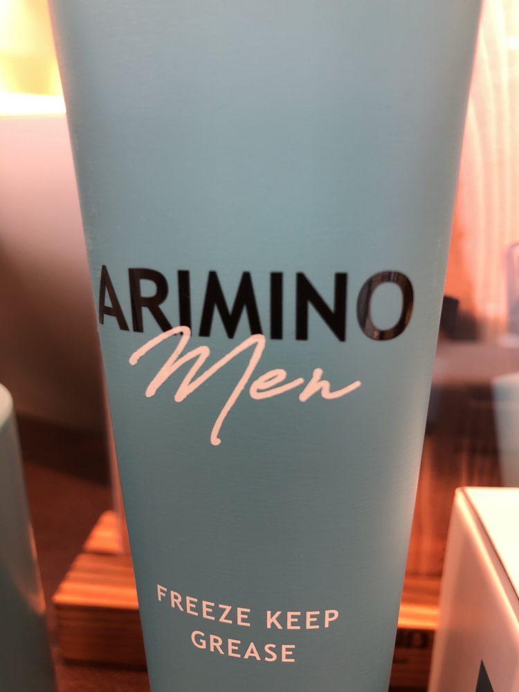 つ、ついに登場。ARIMINOからメンズWax!