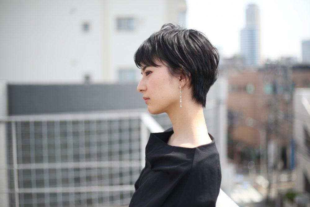 黒髪!大人ベリーショート☆
