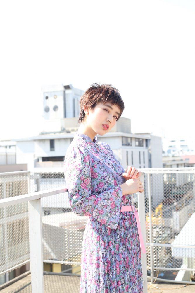 春に向けて〜ベリーショート☆(青山/表参道)