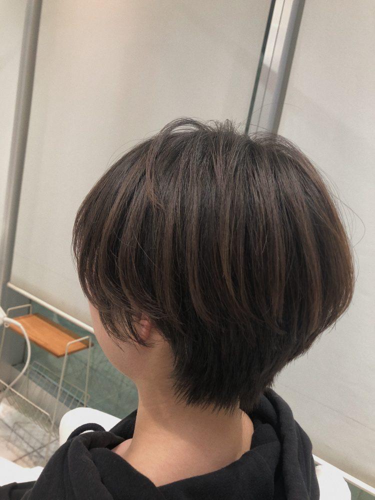 RENJISHI 耳掛け×コンパクトショート 青山 表参道