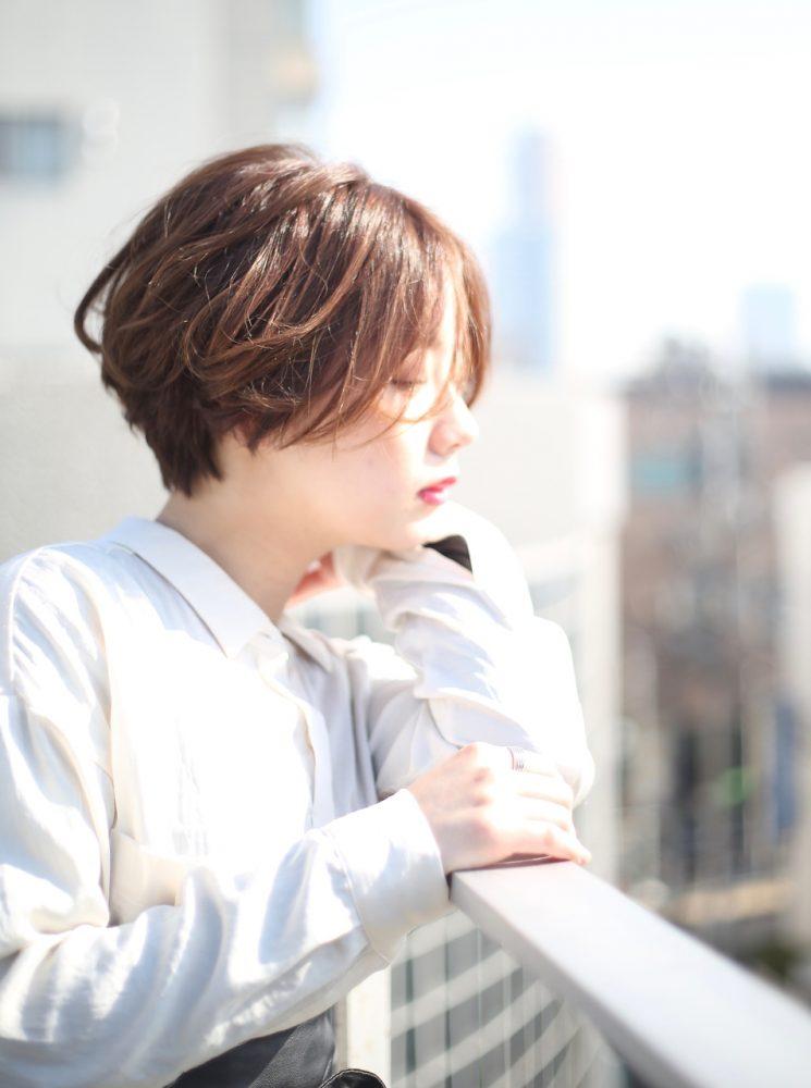 表参道、青山でショートにするならRENJISHI☆