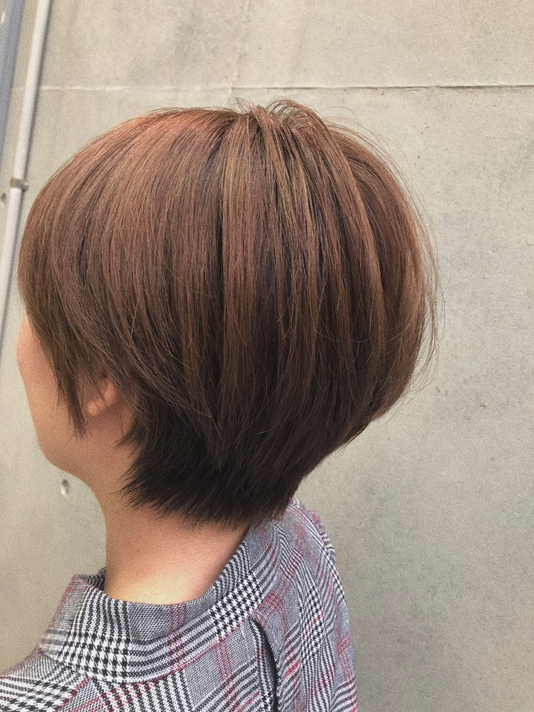 RENJISHI 柔らかいショートスタイル 青山 表参道