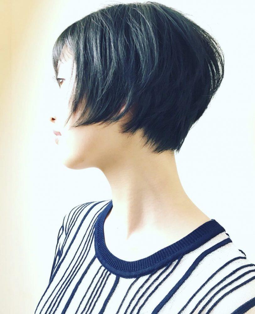 ショート hair