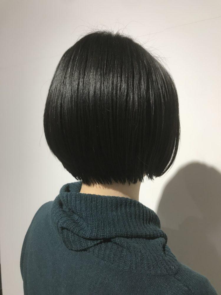 王道☆ボブヘア☆ショート ベリーショート  青山 表参道