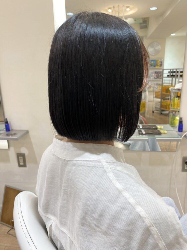 人気のヘアスタイル